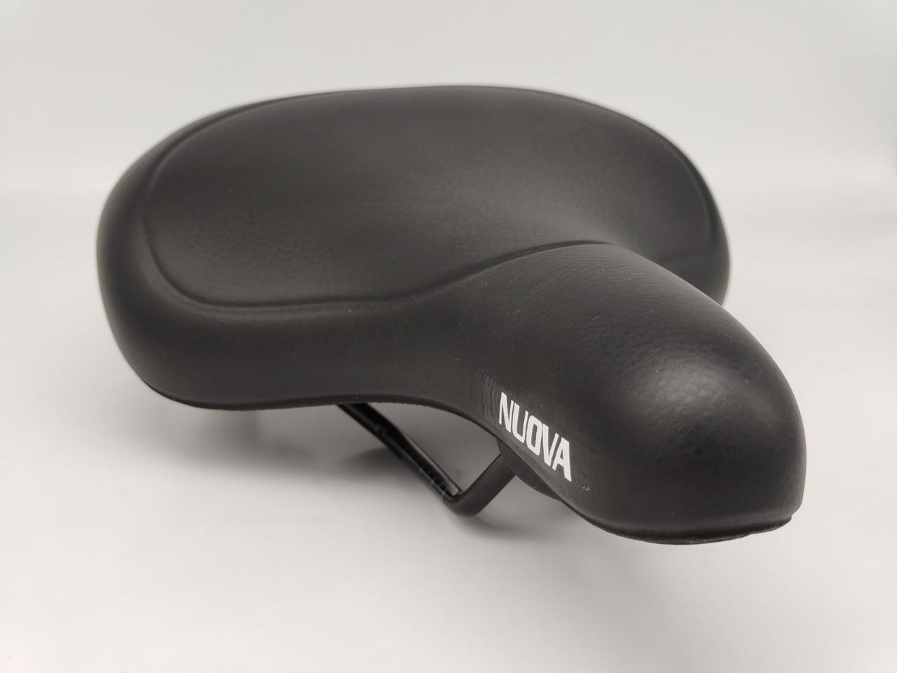 Сидіння  для велосипеда NUOVA Black