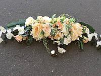 Свадебное украшение на стол 1.2