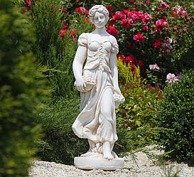 Садовая фигура Богиня Лета 84х26х28 см
