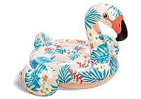 Надувной плотик тропический фламинго