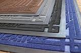 Килимок підлоговий вхідний Придверні 60*90 см для будинку борт з ворсом, фото 2