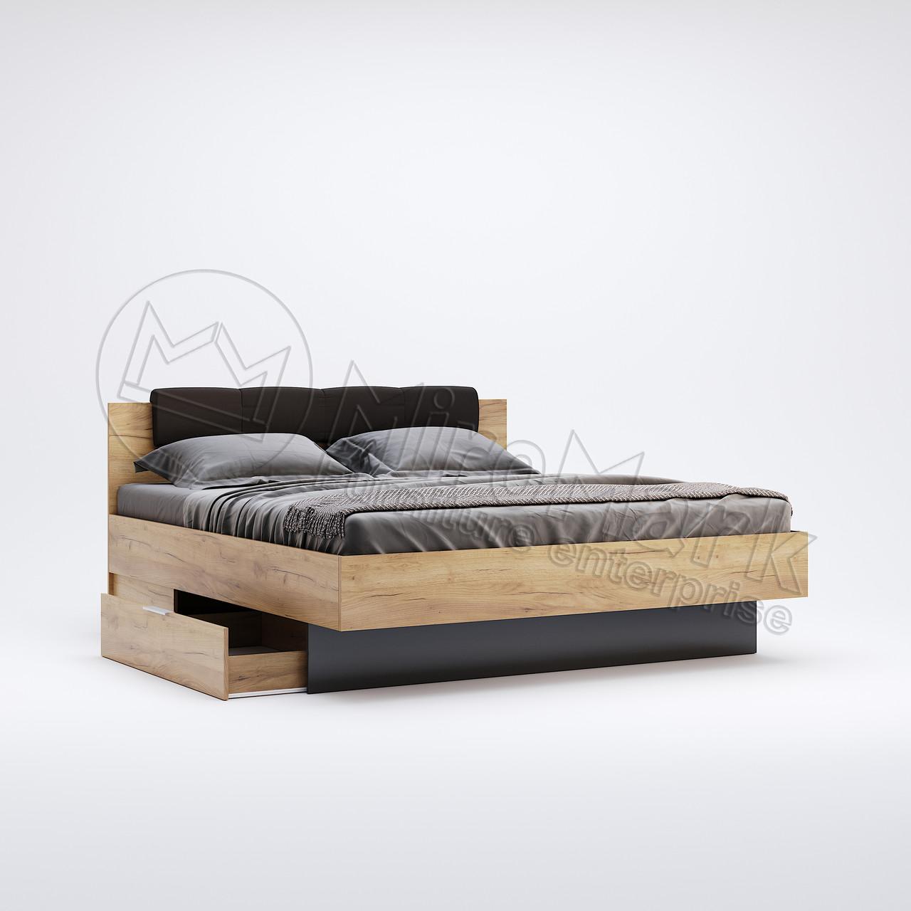 """Кровать 160*200 Луна от """"Миро-Марк"""""""
