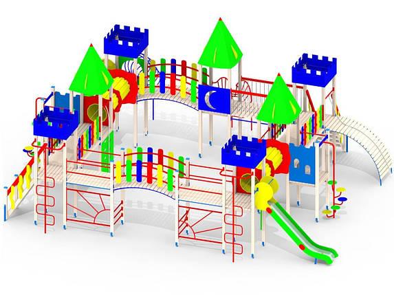 Детский игровой комплекс L107, фото 2