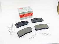 Колодки тормозные передние c ABS Geely CK CK2 RIDER Джили СК СК2 3501190005