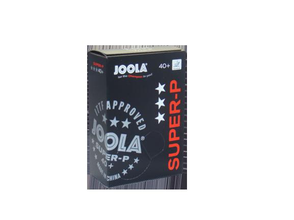 Мячи для настольного тенниса Joola Super-P *** 6 шт.