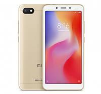 Смартфон Xiaomi Redmi 6A 2/16Gb Gold Global Version GSM+GSM