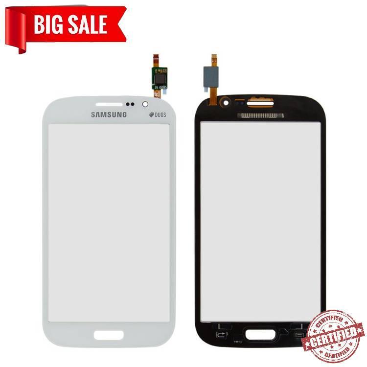 Тачскрін (сенсор) Samsung I9060 Galaxy Grand Neo original білий