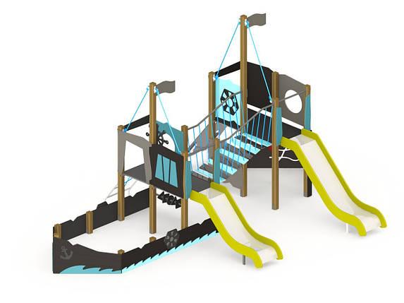 Детский игровой комплекс Es33, фото 2