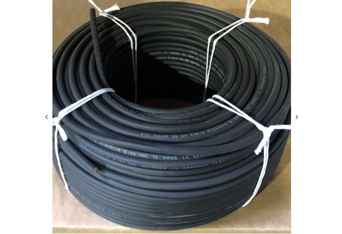PV кабель 4мм (черный/красный) для солнечных батарей KBE Германия