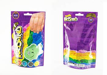 Кинетический песок Danko Toys KidSand, вес 600 грамм