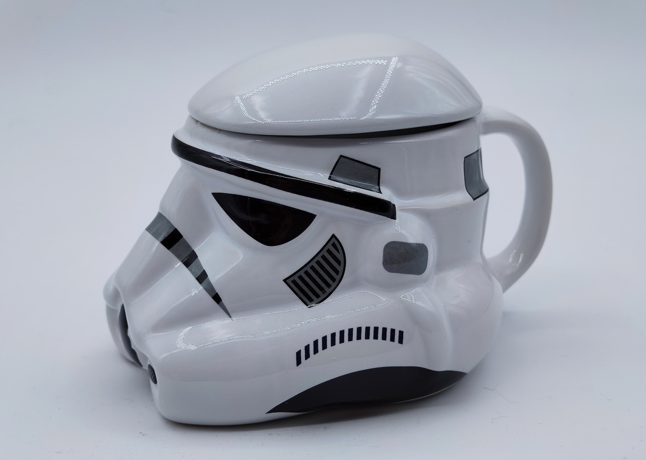 Чашка Зоряні війни. Солдат-штурмовик