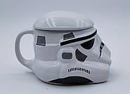 Чашка Зоряні війни. Солдат-штурмовик, фото 4