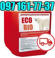 Антифриз для системы отопления дома Eco BioTherm