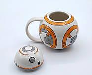 Чашка Зоряні війни. BB-8, фото 5