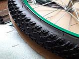 """Велосипед дитячий TT 16"""" легка магнієва рама (4-8 років), зелений, фото 4"""
