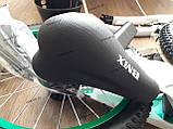 """Велосипед дитячий TT 16"""" легка магнієва рама (4-8 років), зелений, фото 6"""