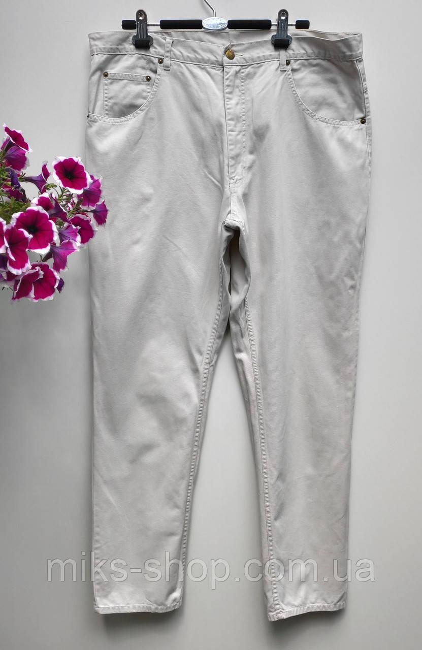 Стильные прямые брюки размер наш 52 ( У-133)