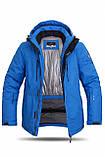 Куртка горнолыжная freever голубая, фото 4