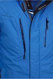Куртка горнолыжная freever голубая, фото 5