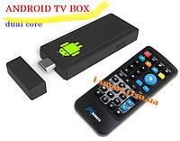 Android tv box 4.0 Mini PC dual core 1.4 WIFI+HDMI 1080P Smart TV Box 1GB DDR3 4GB