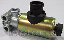 Электромагнитный клапан КПП DAF XF CF IVECO EUROTECH MT EUROTRAKKER STRALIS глушилка двигателя ДАФ ИВЕКО 11bar