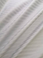 Страйп сатин Світло -сірий 1*1 ш. 220 см