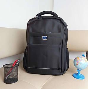 Школьный рюкзак Oulanshi с портом USB 44*30*16 см