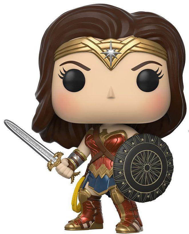 Фигурка Funko POP! Heroes: DC: Wonder Woman: Wonder Woman