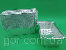 Алюмінієвий Контейнер прямокутний 900 мл SP62L100 штук (1 пач.)