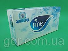 Серветка паперова 300шт Fine в Коробці (1 пач.)