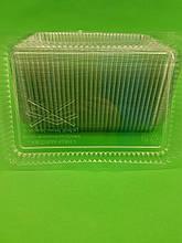 Кришка на контейнер алюмінієвий 100шт На форму артикул SP74L/SP64L (1 пач.)
