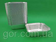 ᐉКонтейнер з харчової алюмінієвої прямокутний 430мл SP24L 100шт в упаковки (1 пач.)