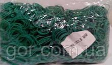 "Гумка грошова №25 ( зелена )*1,5 мм 1 кг ""Plast"" (1 пач.)"