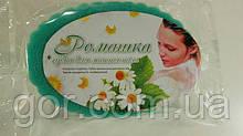 Поролонова Губка Ромашка з масажним шаром(МАЛЕНЬКА) (1 пач.)