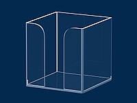 Підставка для кубаріков, прозорий акрил 3 мм, фото 1