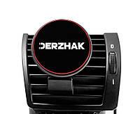 Автодержатель для телефона Derzhak V1 Wireless Charging 5 W Черный (125)