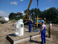 Проведение монтажных работ автономное газоснабжение