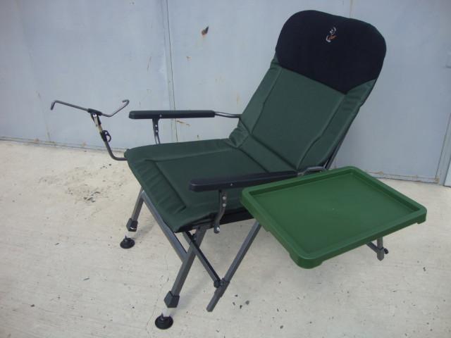 Крісло коропове M-Elektrostatyk FK5 ST/P NN посилене з широкими підлокітниками