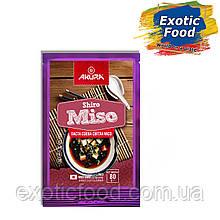 """Паста соєва світла Місо, Shiro Miso ТМ """"AKURA"""", 80г."""