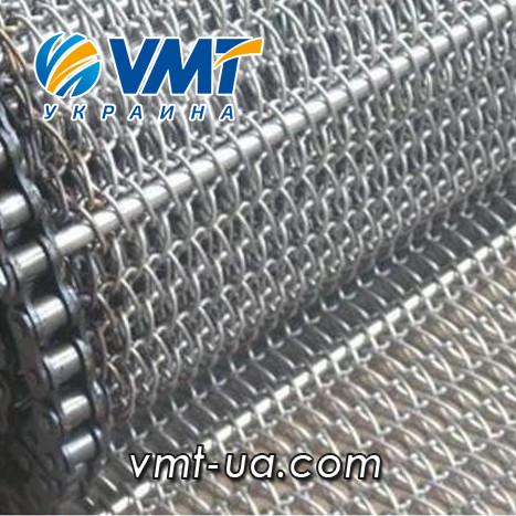 Сетка транспортерная жаропрочная для обжига керамики и стекла