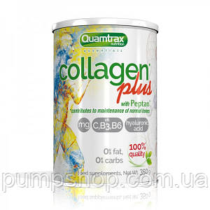 Колаген Quamtrax Nutrition Collagen Plus with Peptan® 350 г