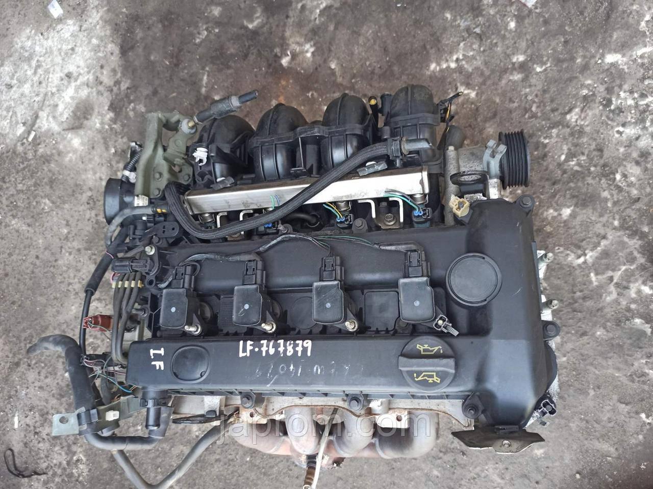 Мотор (Двигатель) Mazda Мазда 6 GG MPV 2.0 бензин 16V LF 17 2003-0.6г.в.