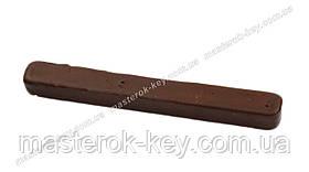 Восковой карандаш для ремонта цвет Коричневый
