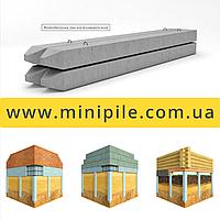 Плануєте будувати дім, гараж, альтанку, ангар, маф, забор - залізобетонні забивні палі ТОВ Мініпайл!!!