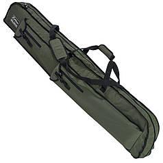 Чехол Balzer для спиннингов Edition на 3-5 удилищ 130x20x26 см Green