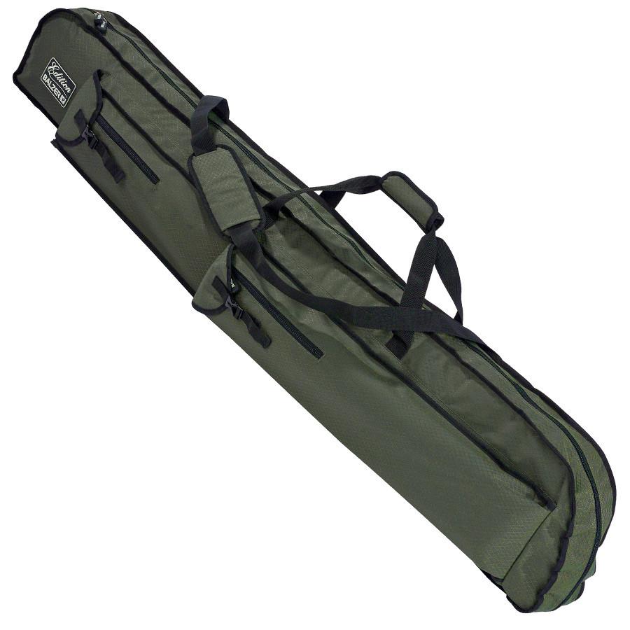 Чехол Balzer для спиннингов Edition на 3-5 удилищ 150x20x26 см Green