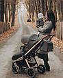 Детская Универсальная коляска 2 в 1 CARRELLO Epica (Каррелло Эпика), фото 5