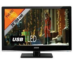 Телевизор BBK LEM 2449 LED б.у.