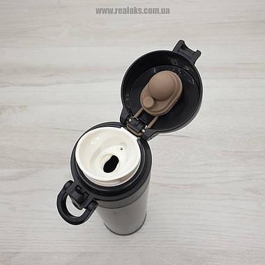 Термос Starbucks 500 мл (чёрный), фото 3