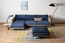 Угловой диван Монтана, для офиса, в салон, стиль лофт, фото 3